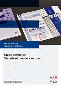 Guide personnel Sécurité et premiers secours