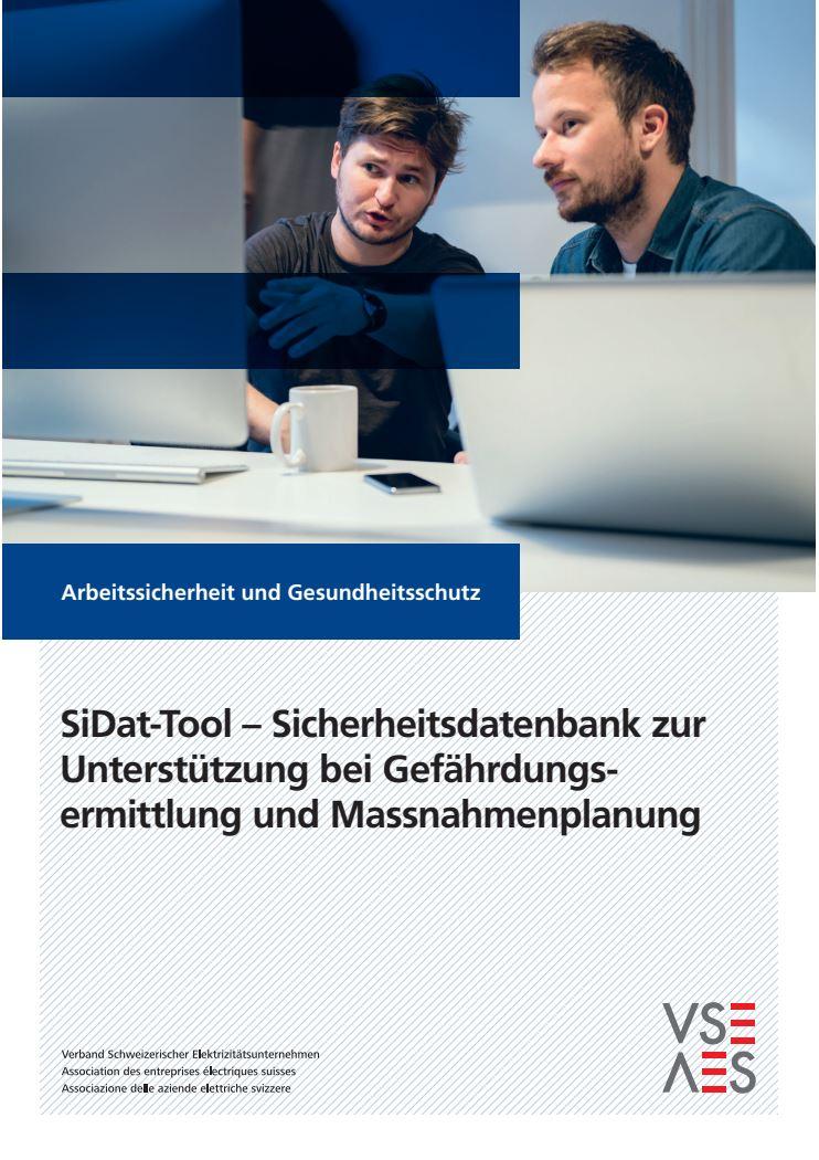 Sicherheitsdatenbank (SiDat)